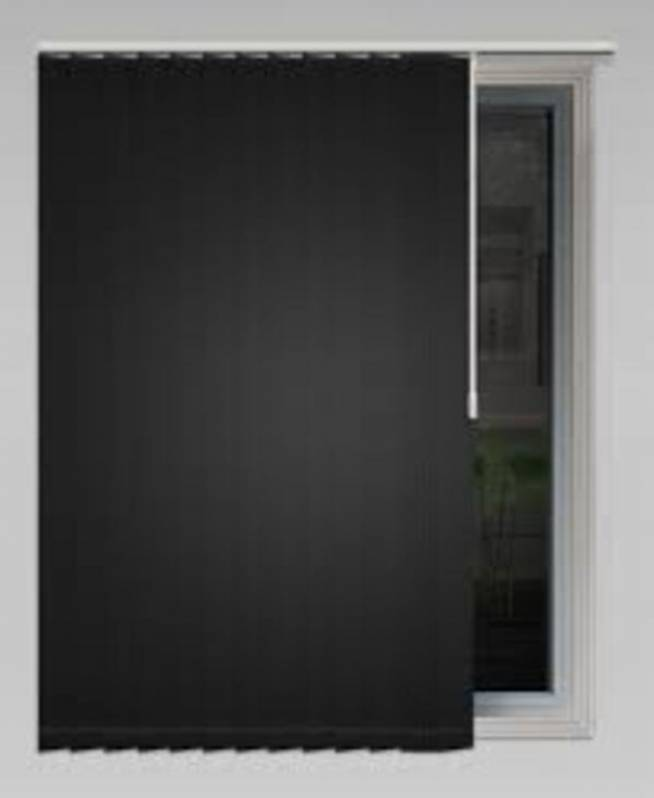 Persiana Vertical Blecaute Jardim Europa - Persiana Vertical com Blackout
